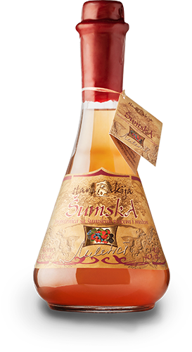 Bottle of Forrest Berry Brandy